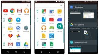 Android N: Google schickt angeblich den App-Drawer in Rente