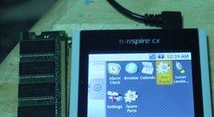 Kurioser Hack: Android auf Taschenrechner portiert