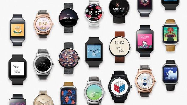 Android Wear: Google stellt 17 neue Watchfaces vor – mit Angry Birds, Terminator und Co.