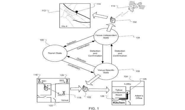 Apple Maps: Neues Patent erleichtert Orientierung in Gebäuden