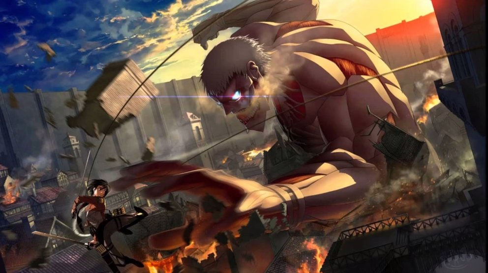 attack on titan stream