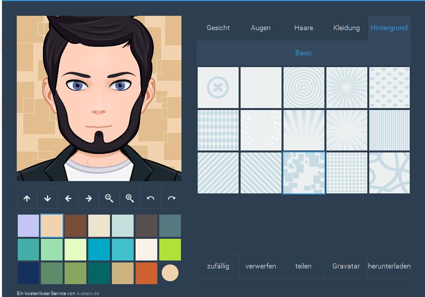avatar erstellen so geht es kostenlos online und mit creator giga. Black Bedroom Furniture Sets. Home Design Ideas
