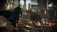Batman - Arkham Knight: Feuerwehrmänner - Karte mit allen Fundorten