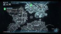 Batman - Arkham Knight: Die Karte von Gotham City