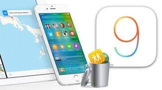 Bloatware iOS 9? Weitere Apps die wir nicht löschen dürfen…