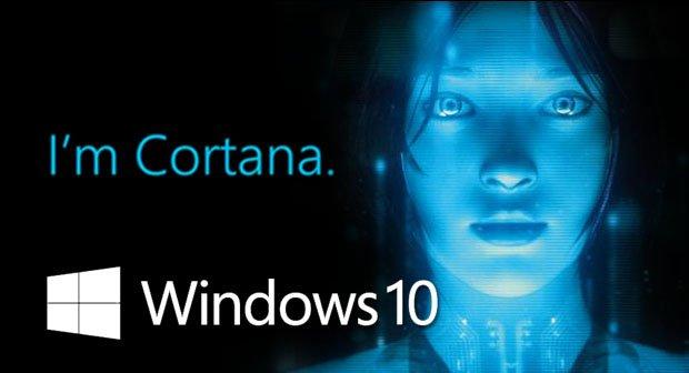 Cortana ist die digitale Sprachassistentin unter Windows 10. (Bildquelle: Microsoft)