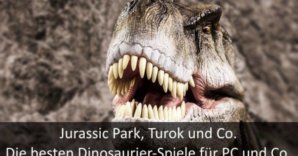 Die Besten Dinosaurier Spiele Für Pc Und Konsolen Mehr Als Nur