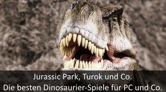 Die besten Dinosaurier-Spiele für PC und Konsolen: Mehr als nur Jurassic World