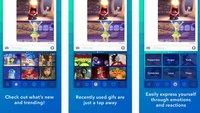 Disneys Gif-Keyboard für iOS: Sag's mit Darth Vader