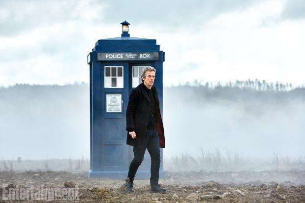 Ein Bild aus der kommenden Staffel 9 von Doctor Who