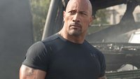 Besetzungscouch:  Dwayne 'The Rock' Johnson, Aquaman & Michael Bay