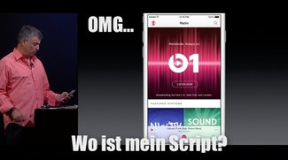 Apple Keynote zu Apple Music: Too much ihr Hipster-Klappspaten! (Kommentar)