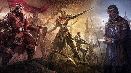The Elder Scrolls Online: Die Rassen und Völker im Überblick (+Boni)