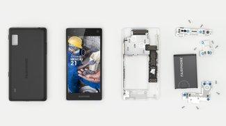 Fairphone 2: Zweites Smartphone (fast) ohne Ausbeutung angekündigt, Bauteile austauschbar