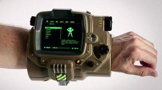 """Fallout 4 auf der E3: Echter Pip-Boy für Smartphones, """"Fallout Shelter"""" für iOS und Android angekündigt"""