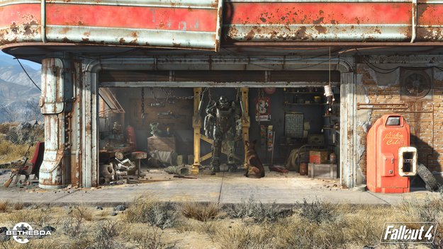 Fallout 4: 400 Stunden Spielumfang laut Lead Producer