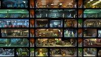 Fallout Shelter: Räume in der Übersicht - Kosten, Nutzen und Freischaltbedingungen