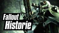 Krieg, Krieg bleibt immer gleich: Fallout-Historie
