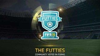 FIFA 15 Ultimate Team: Futties-Spieler in Pink - jetzt abstimmen!