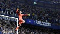 FIFA 16: Tore per Trick schießen – so trifft man von der Mittellinie