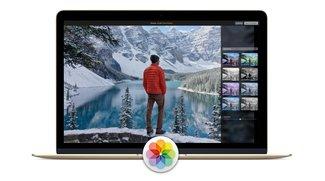 Fotos in OS X 10.11 El Capitan: Bilder-App bekommt endlich Plug-ins und weitere Funktionen