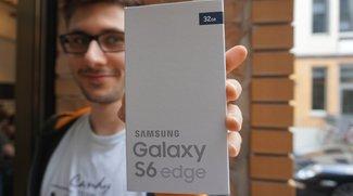 Gewinnspiel: Samsung Galaxy S6 edge mit DeinHandy.de zu gewinnen [Update]