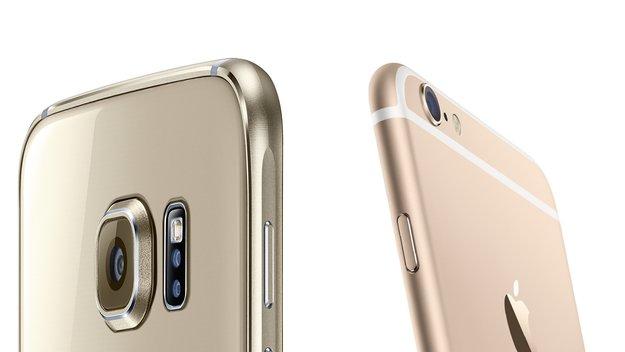 Samsung Galaxy S6 gewinnt Kamera-Blindtest gegen iPhone 6 mit deutlichem Vorsprung