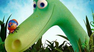 Der gute Dinosaurier: Im neuen Trailer heizt der kleine Spot dem Dino ordentlich ein