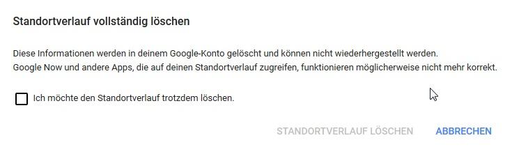 Google-Standortverlauf anzeigen und löschen: Tool zeigt ...
