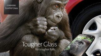 Gorilla Glass 3, 4 und 5: Was haben Affen mit Smartphones zu tun?