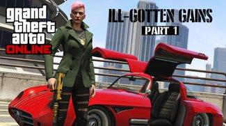 GTA 5 Ill-Gotten Gains: Die Luxusautos und Klamotten im Überblick