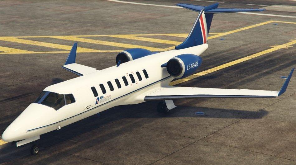 Gta Online Flugzeug