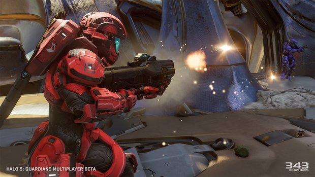Halo 5: Permanente Social Playlists und neue Arena-Map