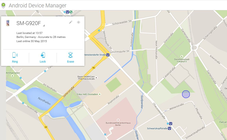 Handy GPS/GSM Locator