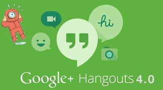 Hangouts 4.0 für Android geleakt: Neue Benutzeroberfläche und Android Wear-App in Bildern
