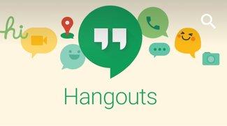 Google Hangouts: Chrome-App und Webversion bietet Drag & Drop von Bildern