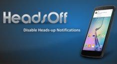 HeadsOff: App kann aufdringliche Heads-Up-Benachrichtigungen deaktivieren