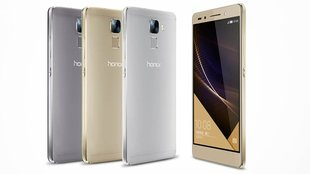 Honor 7 kommt nach Europa; bereits Topseller in China