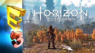 Horizon Zero Dawn - Analyse: Die Robo-Saurier der E3 unter der Lupe!