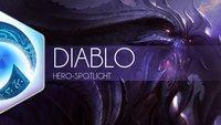 Heroes of the Storm: Diablo, Herr des Schreckens - Skills, Stats und Skins