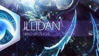 Heroes of the Storm: Illidan, der Verräter - Skills, Stats und Skins