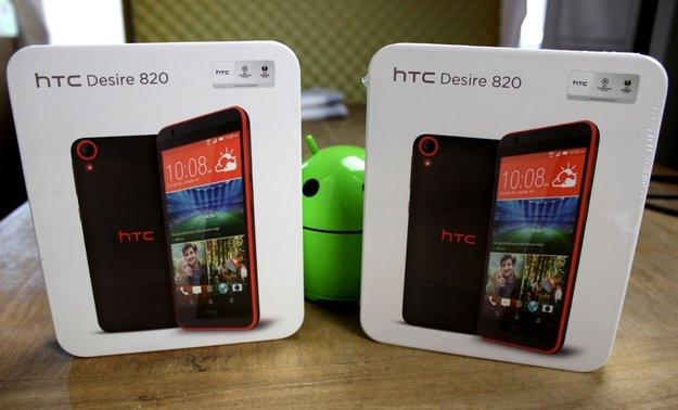 Sommer-Gewinnspiel: Eines von zwei HTC Desire 820 zu gewinnen [Update: Gewinner stehen fest]