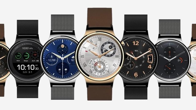 Huawei Watch: Release erst im September, ab 399 Euro