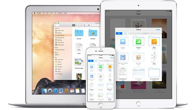 iCloud-Drive-App: So richtet ihr die App für den Cloudspeicher ein