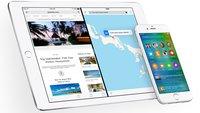 """iOS 9: """"App Thinning"""" macht Platz auf iPhone und iPad mit wenig Speicher"""