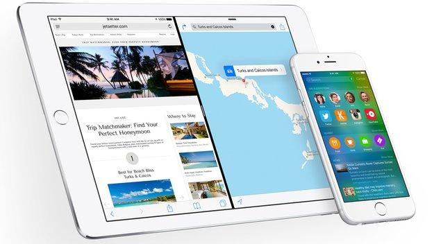 Apple gibt zweite Beta-Version von iOS 9 frei
