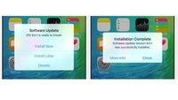iOS 9: Automatische Installation von Updates zum späteren Zeitpunkt möglich