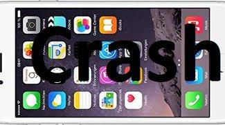 Effective Power-Nachricht bringt das Handy zum Absturz