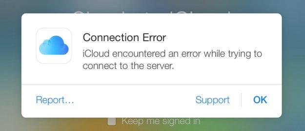 iCloud: Letzte Nacht mit weitreichenden Störungen
