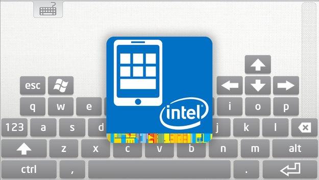 Intel Remote Keyboard: Fernbedienungs-App à la Unified Remote ausprobiert